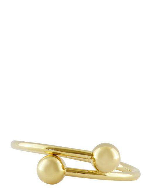 J.W. Anderson   Metallic Gold-plated Pierce Bracelet   Lyst