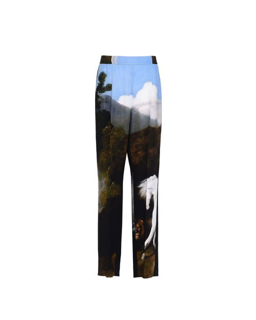Stella McCartney | Black Stubbs Cicely Trousers | Lyst