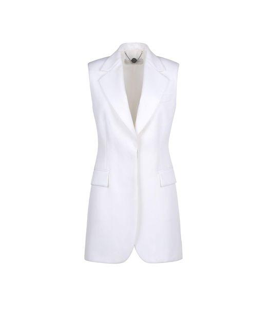 Stella McCartney | White Becka Jacket | Lyst