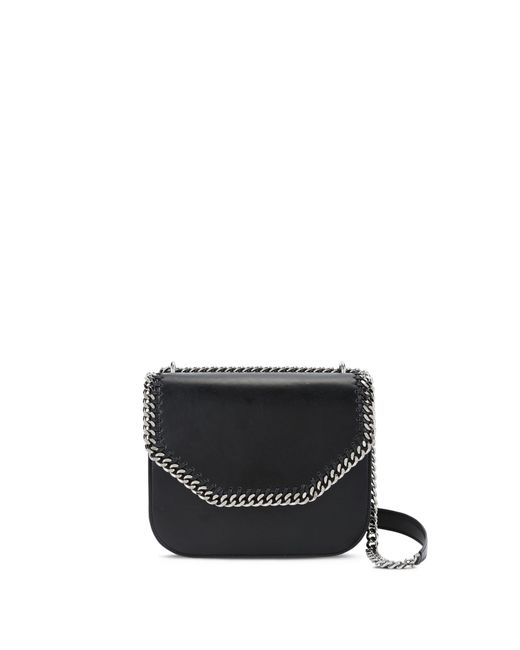 Stella McCartney   Black Falabella Box Shoulder Bag   Lyst