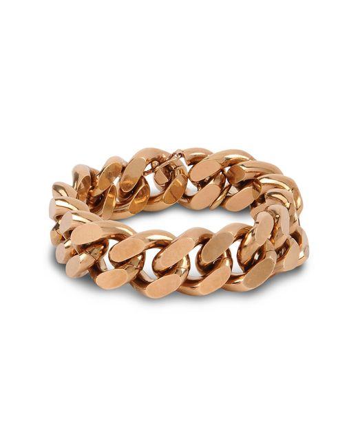 Stella McCartney | Metallic Chain Bracelet | Lyst