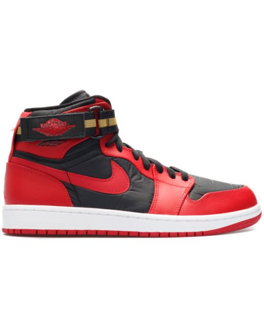 d6abb094 Lyst - Nike 1 Retro High Strap Gym Red in Red for Men