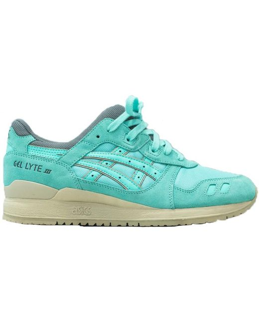5dfdd692 Asics Gel-lyte Iii Kithstrike Cockatoo Green in Green for Men - Lyst