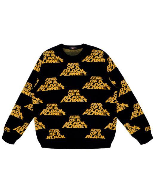 Supreme - Undercover/public Enemy Sweater Black for Men - Lyst