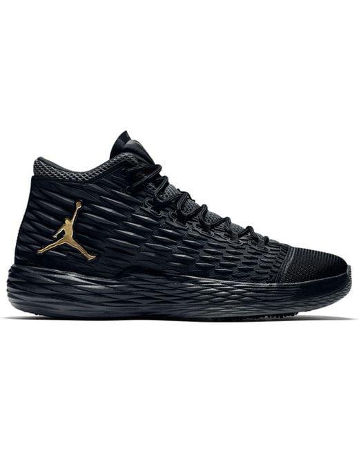 84cbdad3 Nike Melo M13 Black Gold in Black for Men - Lyst