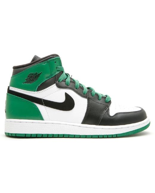 pretty nice 5c1ac 509a1 Nike - Green 1 Retro Defining Moments Celtics Dmp (gs) for Men - Lyst