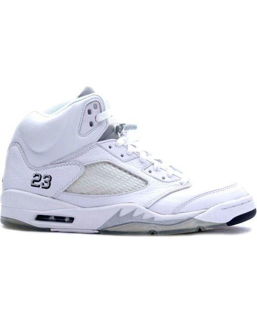 598d9aca1180 Nike - Multicolor 5 Retro Metallic White (2000) for Men - Lyst