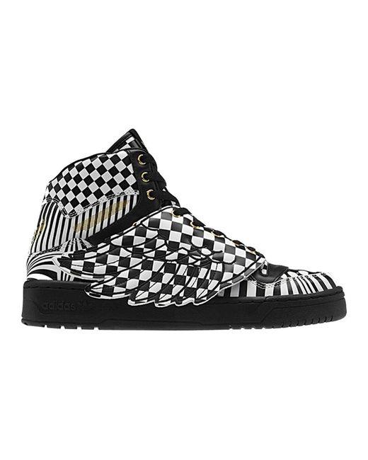 Adidas Black Js Wings Opart for men