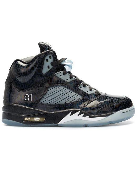 03ffc40b373e9 Lyst - Nike 5 Retro Doernbecher in Black for Men