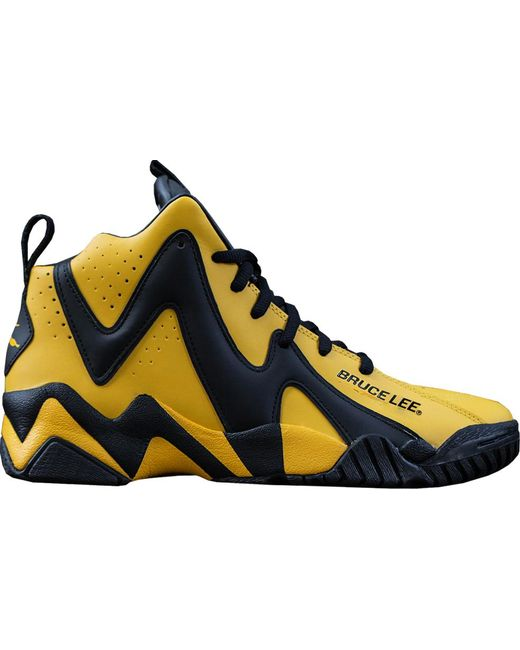 c943f9ad Reebok Kamikaze 2 Bait X Bruce Lee in Yellow for Men - Lyst