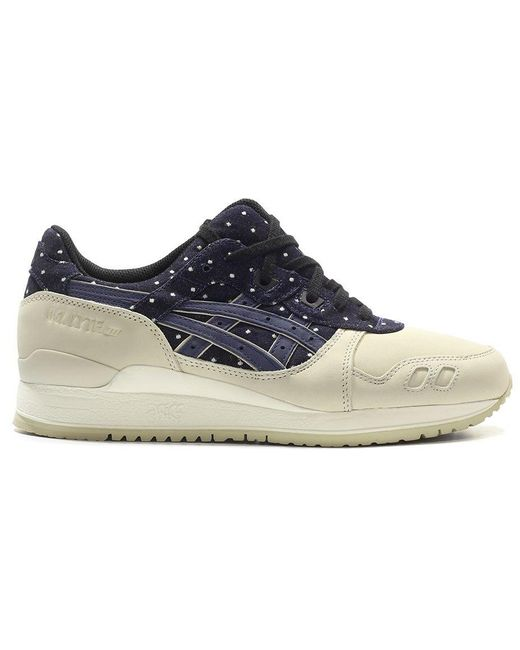 85e6a36c Lyst - Asics Gel-lyte Iii Japanese Denim Indian Ink in Blue for Men