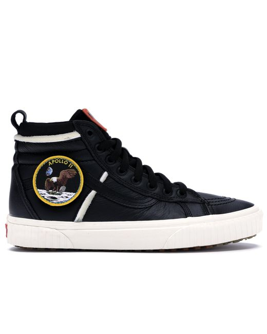 e7fcbff18f266e Lyst - Vans Sk8-hi Mte Nasa Space Voyager Black in Black for Men ...