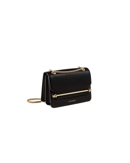 Strathberry - Black East/west - Lyst