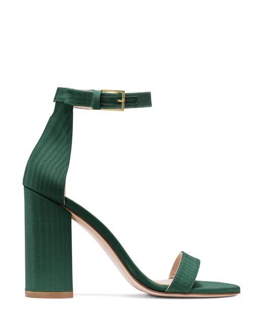 Stuart Weitzman - Green The 105lessnudist Sandal - Lyst