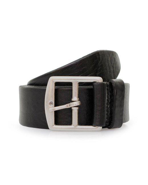 Andersons | Anderson's Grain Black Leather Belt A/2683 Pl100 for Men | Lyst