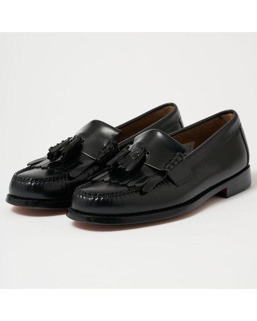 G.H.BASS - Layton Ii Moc Kiltie Tassel Loafers - Black for Men - Lyst