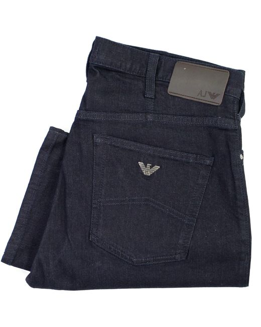 Armani Jeans | Blue J21 Dark Denim 8n6j21 6dlpz for Men | Lyst