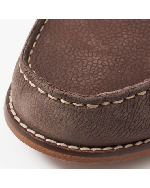 149397ff5d7 ... GRENSON - Ashley Brown Leather Shoes for Men - Lyst ...