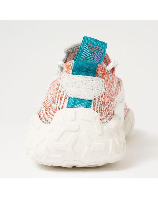 new concept 9de13 e0df1 ... Adidas Originals - F22 Primeknit - Trace Orange, Crystal White  Ftwr  White ...