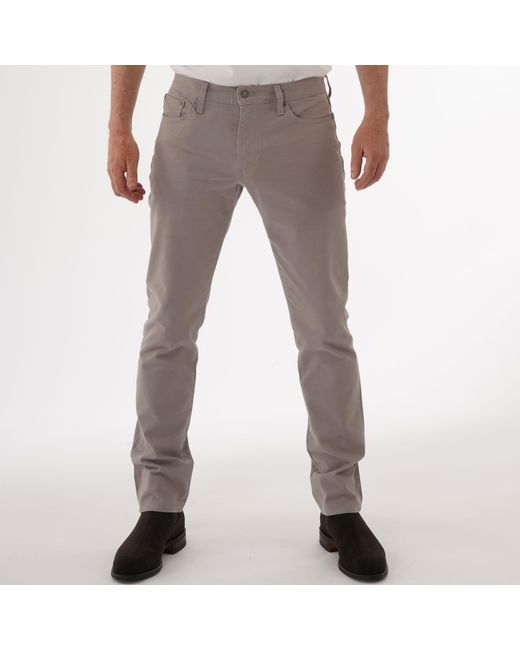 a0b661c316c Levi's 511 Slim Fit Jeans - Tame Grey in Gray for Men - Save 53% - Lyst