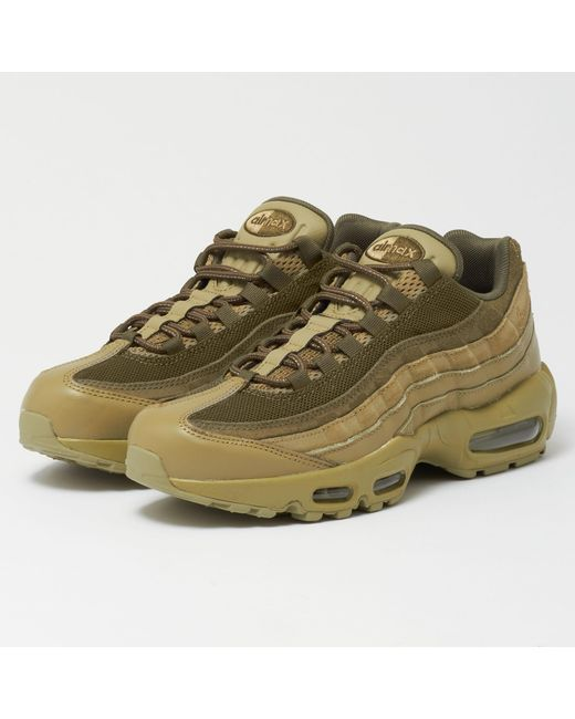 Lyst Nike Air Max 95 Prm Neutral Olive in Green for Men