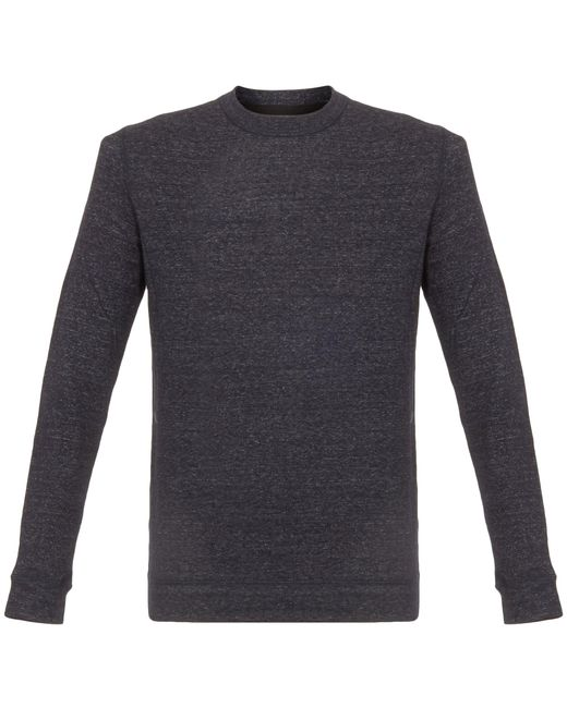 Naked & Famous - Blue Naked And Famous Dark Indigo Sweatshirt for Men - Lyst