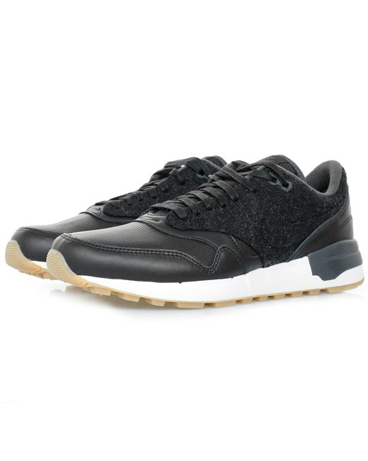 3b7da0f60a31 Nike Air Odyssey Lx Black Shoe 806811 001 in Black for Men - Lyst