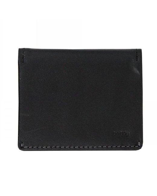 4602e310f4 Men's Slim Sleeve Black Wallet
