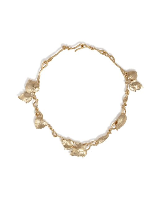 Aurelie Bidermann | Metallic Central Park Necklace | Lyst
