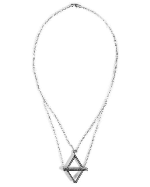 Pamela Love | Metallic Balance Necklace | Lyst