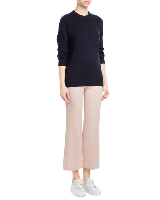 DKNY | Blue Pullover With Wool | Lyst