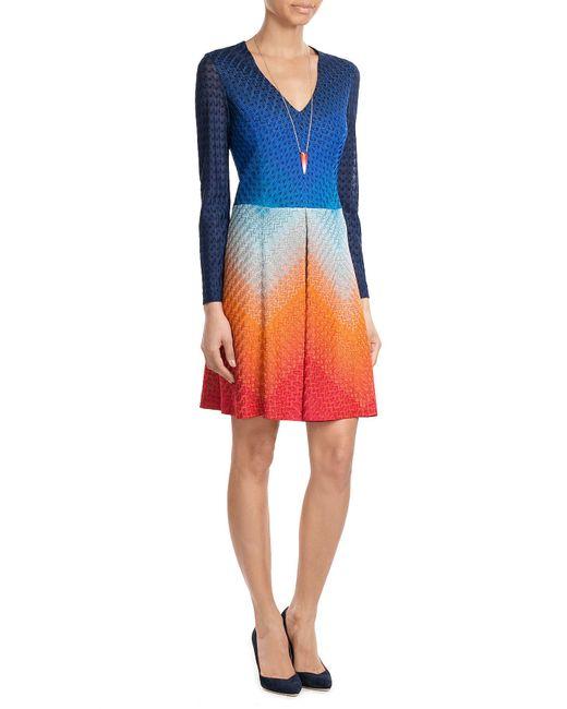 Missoni | Multicolor Sorrento Dress | Lyst