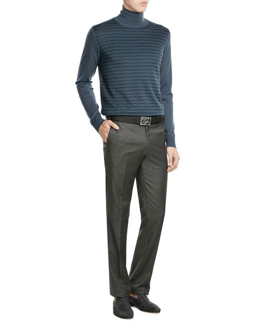 Brioni | Multicolor Virgin Wool Pants for Men | Lyst