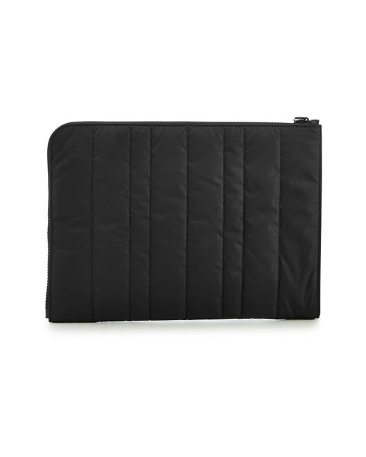 Valentino Quilted Document Case 2018 New Sale Great Deals Sale Ebay Pre Order For Sale 93dTCZnsh7