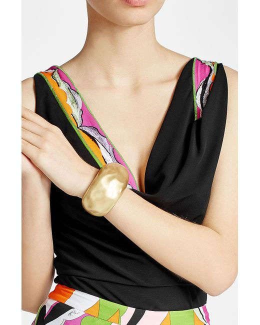 Alexis Bittar | Multicolor Bangle Bracelet | Lyst