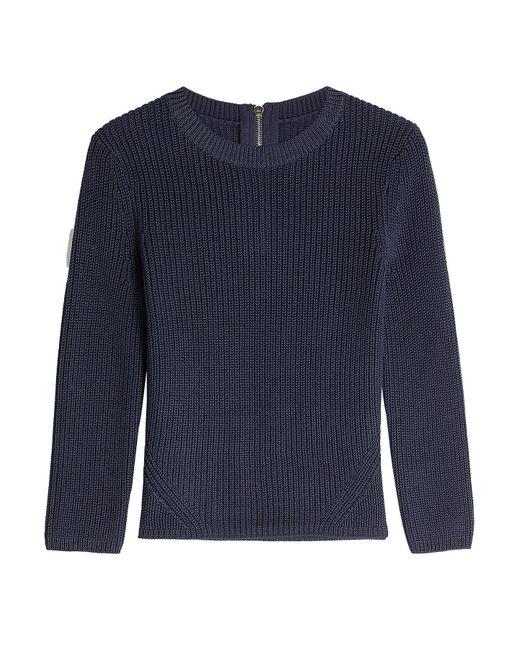 HUGO - Blue Sitina Pullover - Lyst