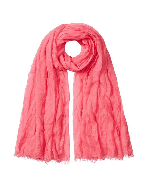 Faliero Sarti | Pink Scarf With Silk | Lyst