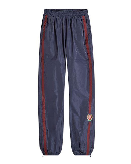Yeezy - Blue Track Pants - Lyst