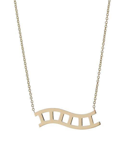Sophie Bille Brahe - Metallic Échelle 18kt Yellow Gold Necklace - Lyst