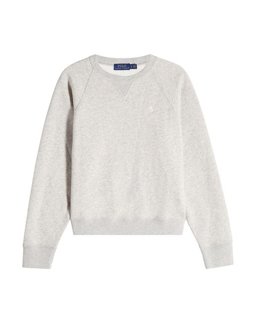 Polo Ralph Lauren - Multicolor Sweatshirt With Cotton - Lyst
