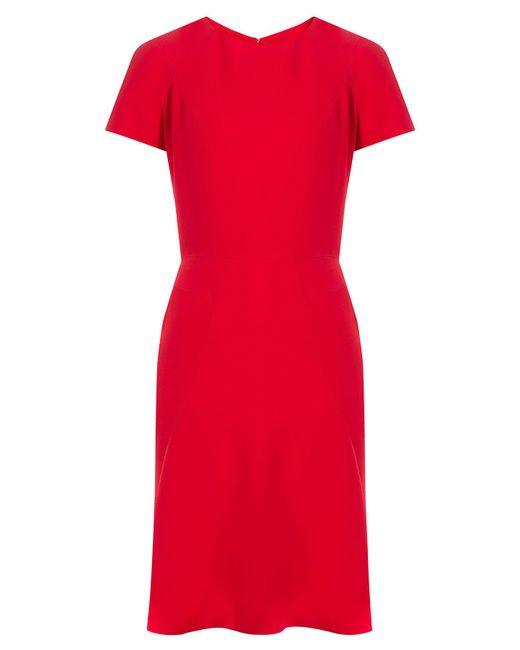 Alexander McQueen - Tailored Dress - Lyst