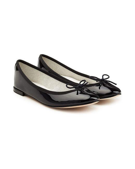 Repetto - Black Cendrillon Ballet Flats - Lyst