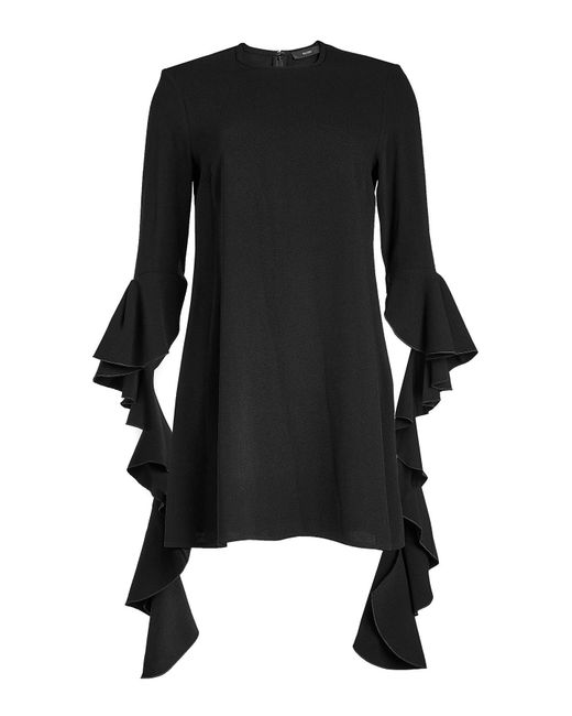 Ellery - Orange Kilkenny Frill Sleeve Dress - Lyst