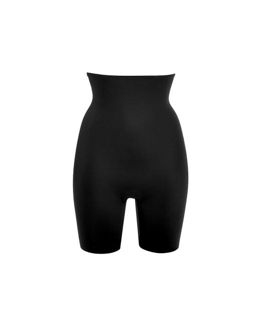 Spanx - Slimplicity High-waisted Shaper In Black - Lyst