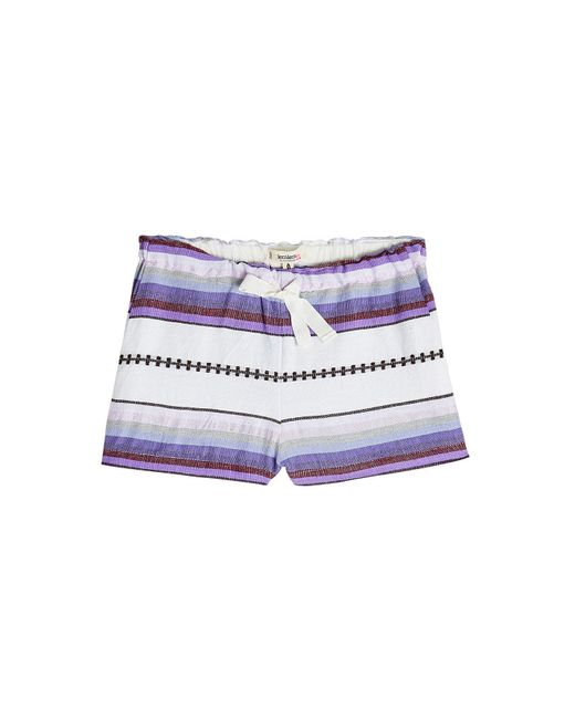 Lemlem - Multicolor Cotton Shorts - Lyst