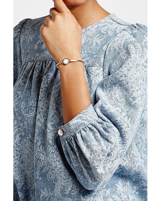 Marc Jacobs | Multicolor Logo Disc Bangle Bracelet | Lyst