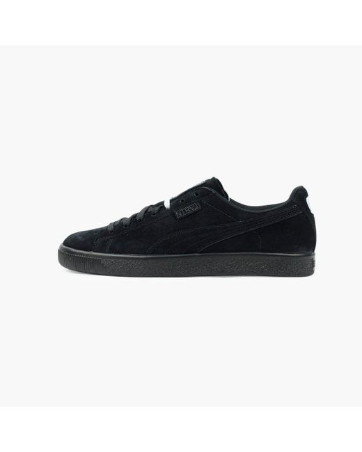 99181ba7b3ed PUMA - Black X Staple Clyde for Men - Lyst ...