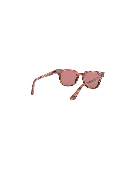 e90f501e6d ... Ray-Ban - Meteor Striped Havana Pink - Lyst ...