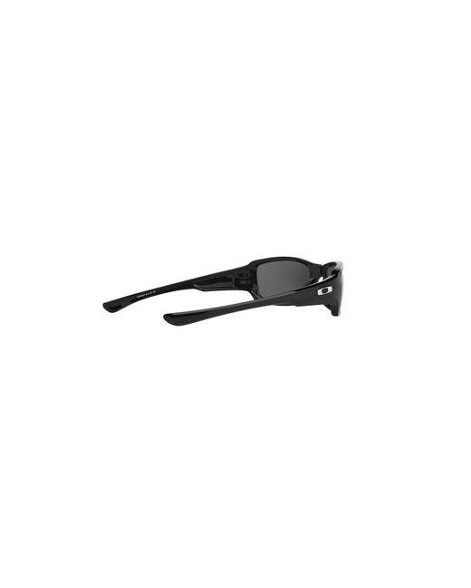 lyst oakley oo9238 in black for men Oakley Sunglasses oakley black oo9238 for men lyst