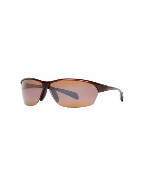 Maui Jim - Brown Sunglass 526 Hot Sands for Men - Lyst